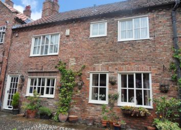 Thumbnail 2 bed cottage to rent in Bannister Court, Back Lane, Easingwold