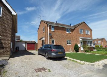 Thumbnail 3 bedroom semi-detached house for sale in Woodchester, Westlea, Swindon, Wiltshire