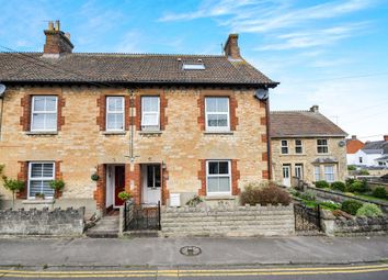 Thumbnail 4 bedroom end terrace house for sale in Shelburne Road, Calne