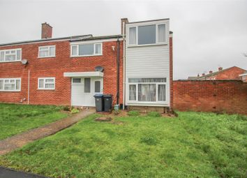 Thumbnail 3 bed end terrace house for sale in Barn Mead, Harlow