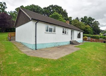 Thumbnail 4 bedroom bungalow to rent in Howey, Llandrindod Wells