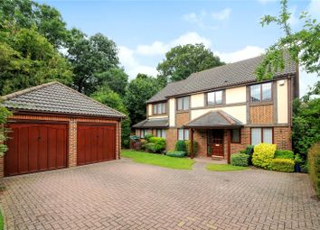 Thumbnail 5 bed property for sale in Matthews Chase, Temple Park, Binfield, Berkshire