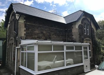 Thumbnail 3 bed detached house for sale in Pontygof, Ebbw Vale