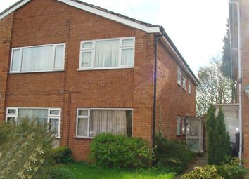 Thumbnail 2 bed maisonette for sale in Barron Road, Northfield
