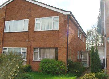 Thumbnail 2 bedroom maisonette for sale in Barron Road, Northfield
