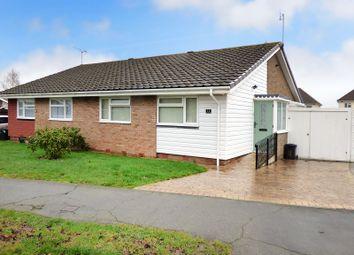 Thumbnail 2 bed semi-detached bungalow for sale in White Horses Way, South Beaumont Park, Littlehampton