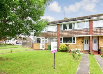 Thumbnail 2 bed terraced house for sale in Highdown Drive, Littlehampton, West Sussex