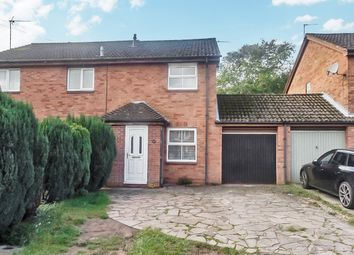 Thumbnail 2 bed semi-detached house for sale in Argus Close, Walmley, Sutton Coldfield
