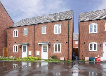 3 bed semi-detached house for sale in Dominion Court, Newport NP19