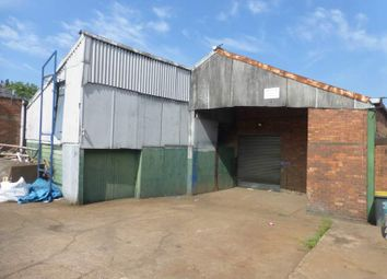 Thumbnail Light industrial to let in Pool Street, Walsall