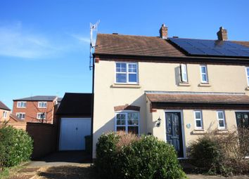 Thumbnail 3 bed end terrace house for sale in Christie Way, Stratford-Upon-Avon