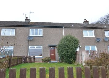 Thumbnail 2 bed terraced house to rent in Belvidere Place, Auchterarder