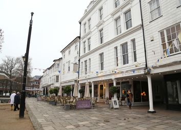 Thumbnail 2 bed town house to rent in The Pantiles, Tunbridge Wells, Kent