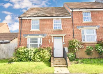 Thumbnail 4 bed end terrace house for sale in Cambridge Way, Cullompton
