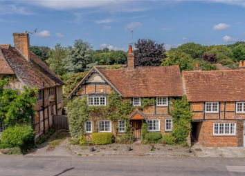 Thumbnail 4 bed detached house for sale in The Street, Greywell, Hook, Hampshire