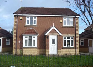 Thumbnail 2 bed semi-detached house to rent in Lindengate Avenue, Leads Road, Hull