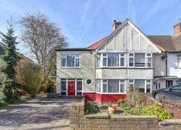 Thumbnail 4 bed end terrace house for sale in Mount Culver Avenue, Sidcup