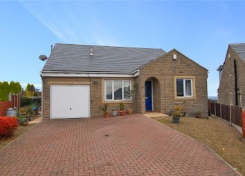 Thumbnail 4 bed detached bungalow for sale in Whitemoor Way, Denholme, Bradford, West Yorkshire