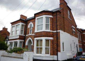 Thumbnail 1 bed flat to rent in Millicent Road, West Bridgford, Nottingham