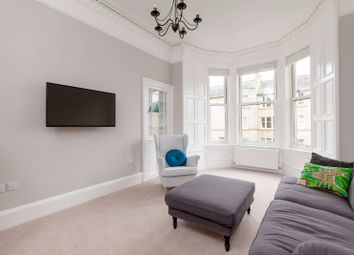 Thumbnail 2 bed flat to rent in Learmonth Grove, Comely Bank, Edinburgh