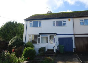 Thumbnail 3 bed semi-detached house for sale in Trevale, Tredarvah, Penzance
