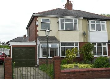 Thumbnail 3 bedroom semi-detached house for sale in Avondale Road, Farnworth