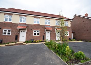 3 bed terraced house to rent in Barn Croft, Malpas, Cheshire SY14
