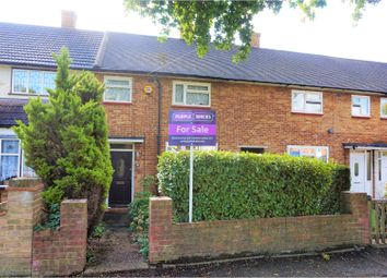 Thumbnail 2 bed terraced house for sale in Sheffield Drive, Romford