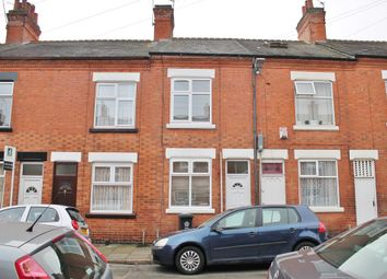 Thumbnail 2 bed terraced house to rent in Nugent Street, Leicester
