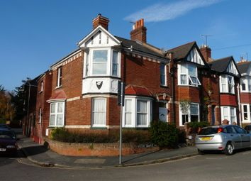 Thumbnail 1 bed flat for sale in West Grove Road, St. Leonards, Exeter