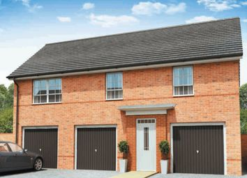 "Thumbnail 2 bed flat for sale in ""Alcester"" at Fen Street, Brooklands, Milton Keynes"