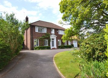 Thumbnail 4 bed detached house for sale in Clifton Road, Chesham Bois, Amersham