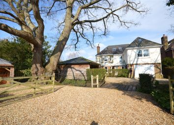 Thumbnail 5 bed detached house for sale in Amble House, 24B, Broad Lane, Lymington