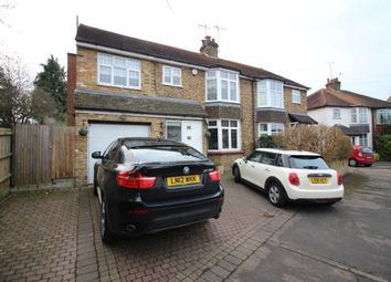 Thumbnail 5 bed property to rent in Titian Avenue, Bushey Heath, Bushey