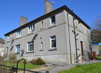 Thumbnail 2 bed flat for sale in 19 Hunterston Road, West Kilbride