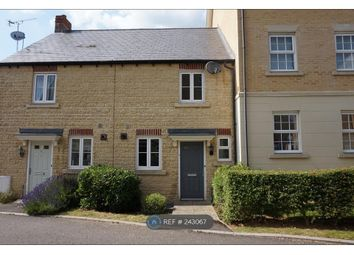 Thumbnail 2 bed terraced house to rent in Flax Crescent, Carterton
