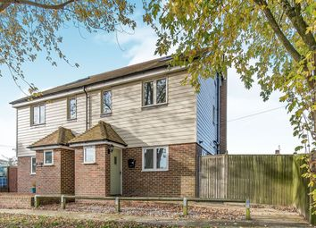 Thumbnail 3 bed detached house to rent in Bayfield, Painters Forstal, Faversham