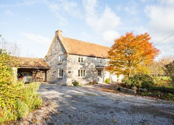 Thumbnail 5 bed detached house for sale in Church Lane, Long Load, Langport, Somerset
