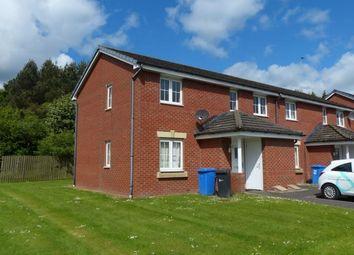 Thumbnail 2 bedroom flat to rent in Langside Drive, Blackridge, Bathgate