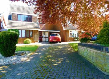 Thumbnail 4 bed detached house for sale in Manor Farm Road, Little Haywood, Stafford.