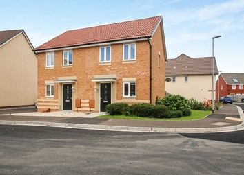Thumbnail 2 bed semi-detached house for sale in Royal Drive, Bridgwater