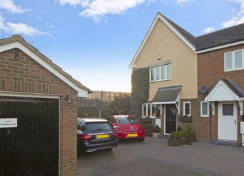 Thumbnail 3 bedroom semi-detached house for sale in Mariners Way, Gravesend, Kent