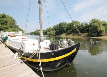Thumbnail 2 bed houseboat for sale in Railshead Road, Isleworth