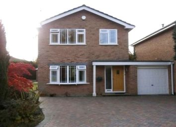 Thumbnail 3 bed property to rent in Osprey Drive, Wilmslow