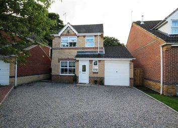 Thumbnail 3 bed detached house for sale in Milburn Way, Howden Le Wear, Co Durham