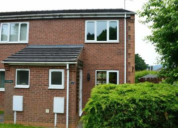 Thumbnail 2 bed end terrace house to rent in Broad Walk, Darley Dale, Matlock