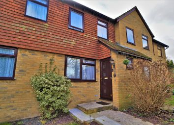 Thumbnail 2 bed terraced house to rent in Yalding Close, Rochester, Kent