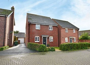 Thumbnail 3 bed detached house for sale in Sparrow Hawk Way, Brockworth, Gloucester