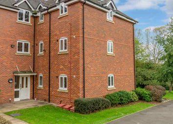 Thumbnail 2 bed flat for sale in Drake Close, Shrewsbury