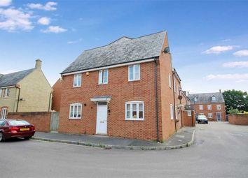 Thumbnail 3 bedroom end terrace house for sale in Capella Crescent, Swindon